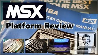 MSX System & Platform Review | Nostalgia Nerd