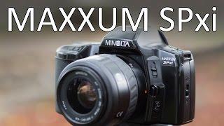 До Minolta Maxxum ГФ ХІ відео інструкція 1 з 2