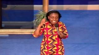 PASTOR DOROTHY OFOSUWARE: THE BLESSING OF GRAZING DONKEYS