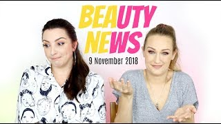 BEAUTY NEWS - 9 November 2018 | New Releases & Updates