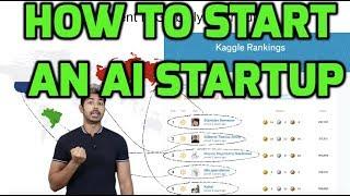 Hoe Start je een AI Opstarten