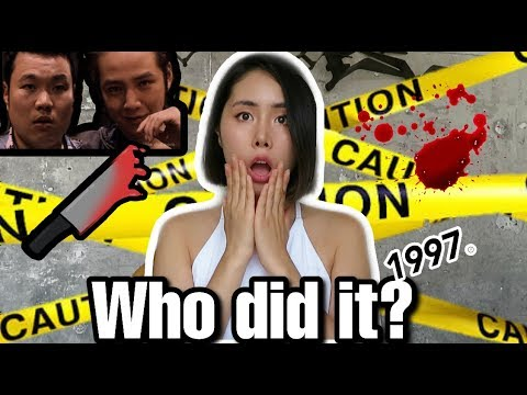 "The Famous ""Itaewon"" Case Who Did It???"