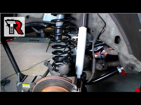 "Jeep Cherokee 4"" Lift Kit Install & Project Update - Project XJ Overland Ep. 5"