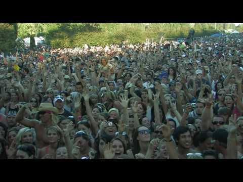 Boise Music Festival 2010 - OFFICIAL CONCERT VIDEO - BACKSTAGE