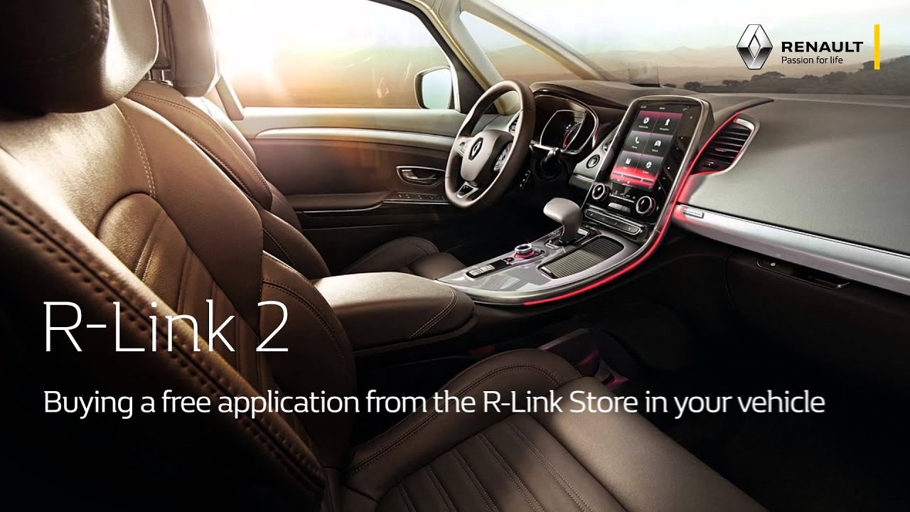 buying a free application from the r link store in your vehicle youtube. Black Bedroom Furniture Sets. Home Design Ideas