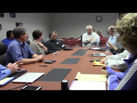 Mineral Point School Board 4.21.16