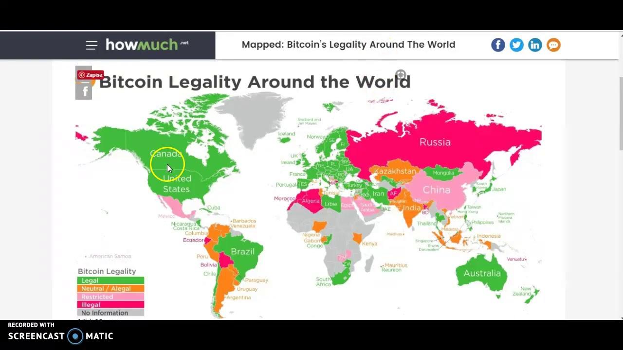 Nie Rząd czym jest Bitcoin, ale Bitcoin czym jest Rząd
