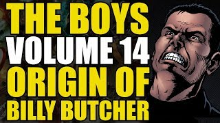 The Boys Vol 14: Origin of Billy Butcher | Comics Explained