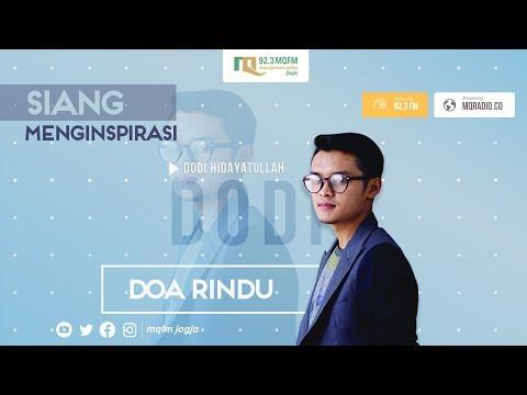 Doa Rindu - Dodi Hidayatullah (LIVE) Mp3