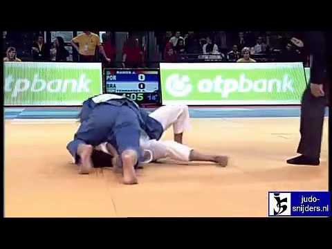 Judo :: Joana Ramos vence eliminatória no Grande Prémio de Dusselforf em 2010