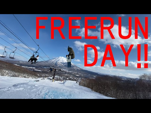 FREERUN DAY!!【ORIGINAL MOVIE #6】