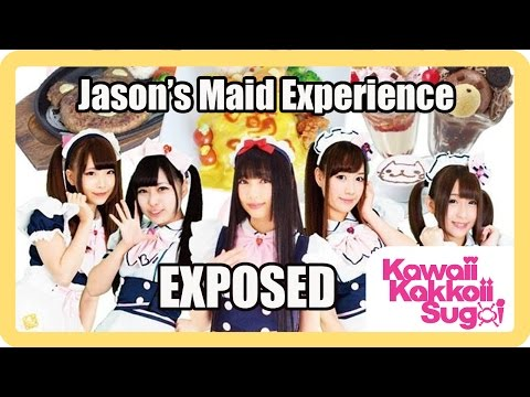 Jason's Maid Cafe Experience EXPOSED