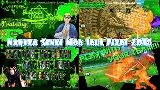 Naruto Senki Mod Spesial Idul Fitri - BY Heru