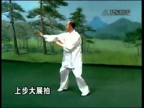 1 Liu He Tang Lang Mantis Basic-Cang Hua (hidden flower 藏花) tutorial