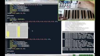 SuperCollider: Modular Synthesis Programming