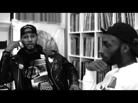 ANGEL X SWIZZ BEATZ - COMPLEX INTERVIEW