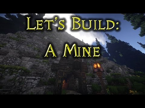 Let's build: A Mine (Blackstone)  - Ep1