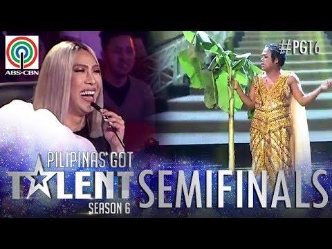Pilipinas Got Talent 2018 Semifinals: Orville Tonido - Lipsync