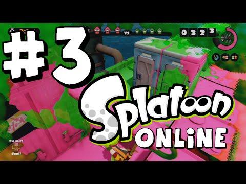 Splatoon ONLINE - #3 - Nachmacherei? [HD]