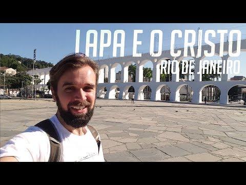 Conhecendo os cartões postais do Rio de Janeiro - Mochilando com Rodrigo