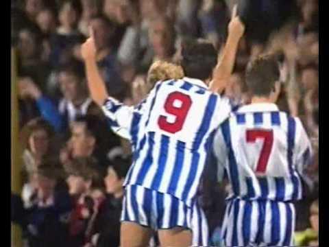 League Cup goals (Sep 21, 22 & 23, 1992)