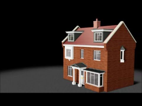 Be Inspired - CGI of House Containing Stormking GRP Products