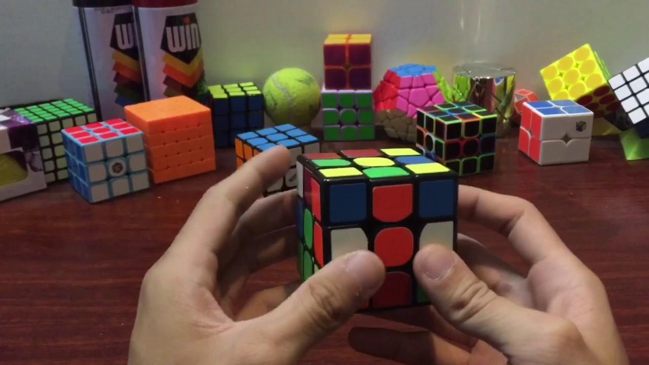 Guide : Cách Giải Rubik 3×3 Nâng Cao – Giải Cross  [Phần 1]