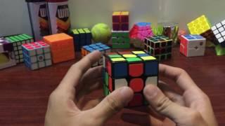 Guide : Cách Giải Rubik 3x3 Nâng Cao - Giải Cross  [Phần 1]