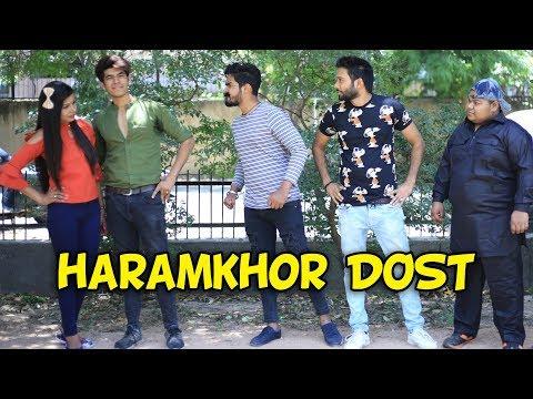 HARAMKHOR DOST KI DOSTI - | BakLol Video |