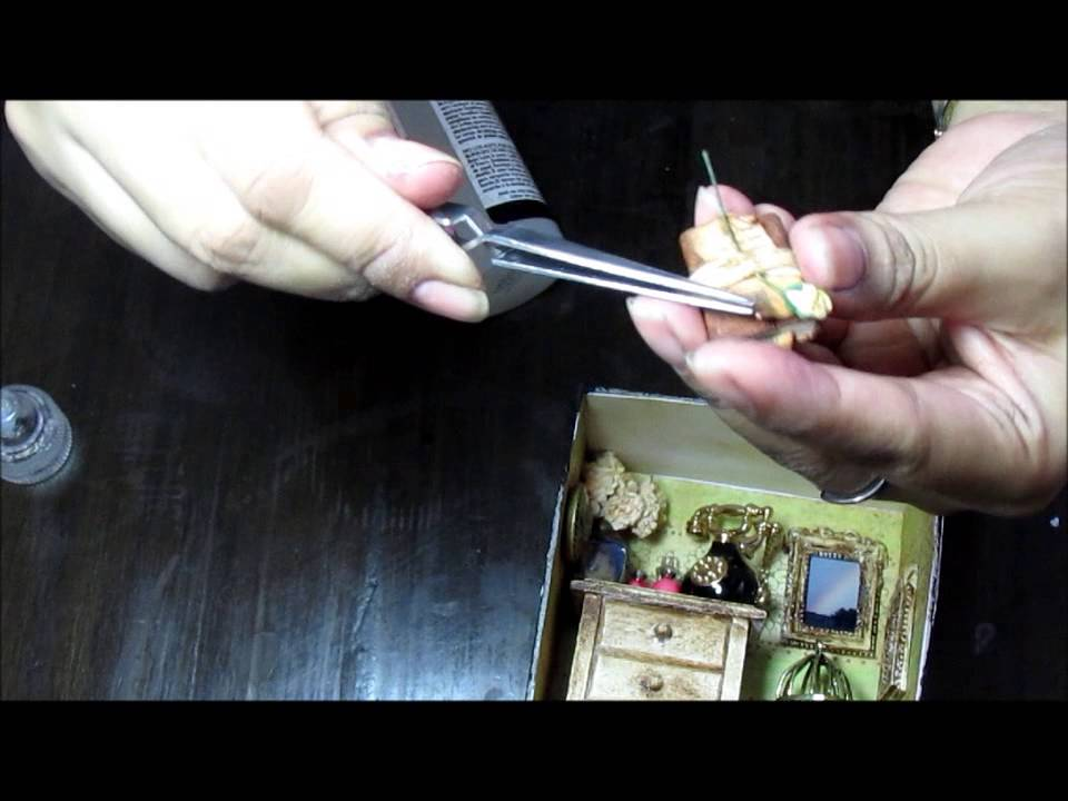 How To turn a regular frame into a Shadow Box - YouTube