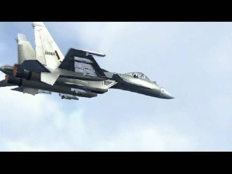 J.A.S.F. Janes Advanced Strike Fighters - Debut Gameplay Trailer | HD