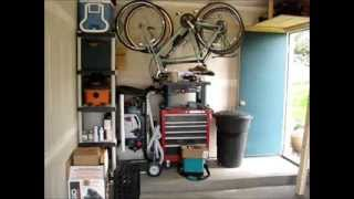 Garage And Workshop Organization Ideas