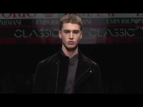 Emporio Armani Menswear Fall/Winter 2020-2021