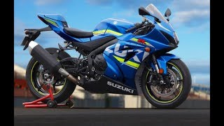 New Suzuki GSX-R 150 2017-2018 Next Models (eps4)