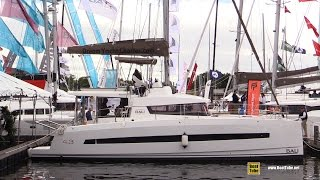 2017 Bali 4.3 Catamaran - Deck and Interior Walkaround - 2016 Annapolis Sailboat Show