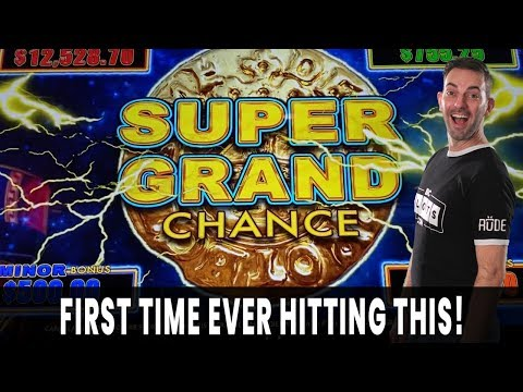 😵 FIRST TIME HITTING SUPER GRAND CHANCE 🤑 Up To $108K On Dollar Storm ⛈ Agua Caliente #ad