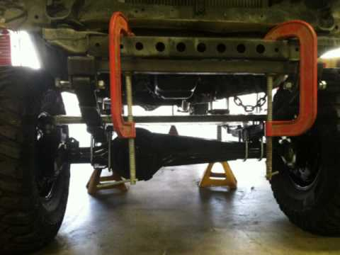 Toyota 4Runner Lifted >> 1990 Toyota 2WD SAS Build Lifted Yota Toy 4X4 - YouTube