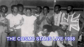 THE COSMO STARS LIVE 1988