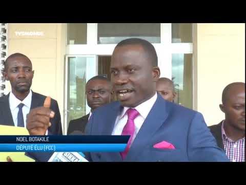 RDC : Session inaugurale de l'Assemblée nationale