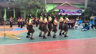 Yel-Yel Pramuka Penggalang Putri SMPK Santa Maria 2 Malang gudep 01004