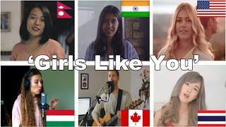 Who Sang it Better: Girls Like You (India, Nepal, Hungary, Canada, USA, Thailand)