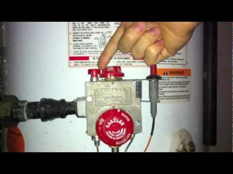 Pilot Light Easiest Way To Light It When It Goes Out