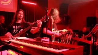 WEEVIL Live @ Lazy 22-7-2011 WEEVIL : Makis Tselentis - Hammond Org...