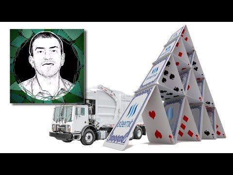 Is Steemit a Revolution in Social Media or a Ponzi Scheme House of Cards About to Crumble?