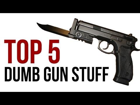 Top 5 Dumb Gun Products