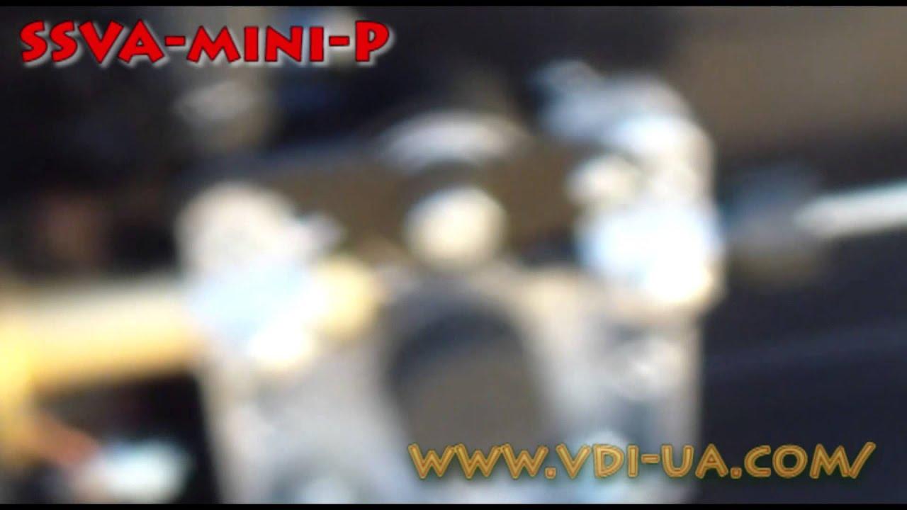 SSVA mini P знакомство