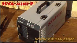 SSVA mini P знакомство(Краткое знакомство с SSVA-mini P