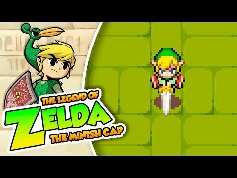El tajo ¿Inferior? - #19 - TLO Zelda: The Minish Cap en Español (GBA) DSimphony