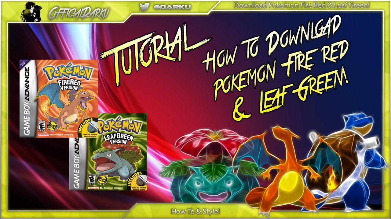 baixar pokemon fire red em portugues para pc
