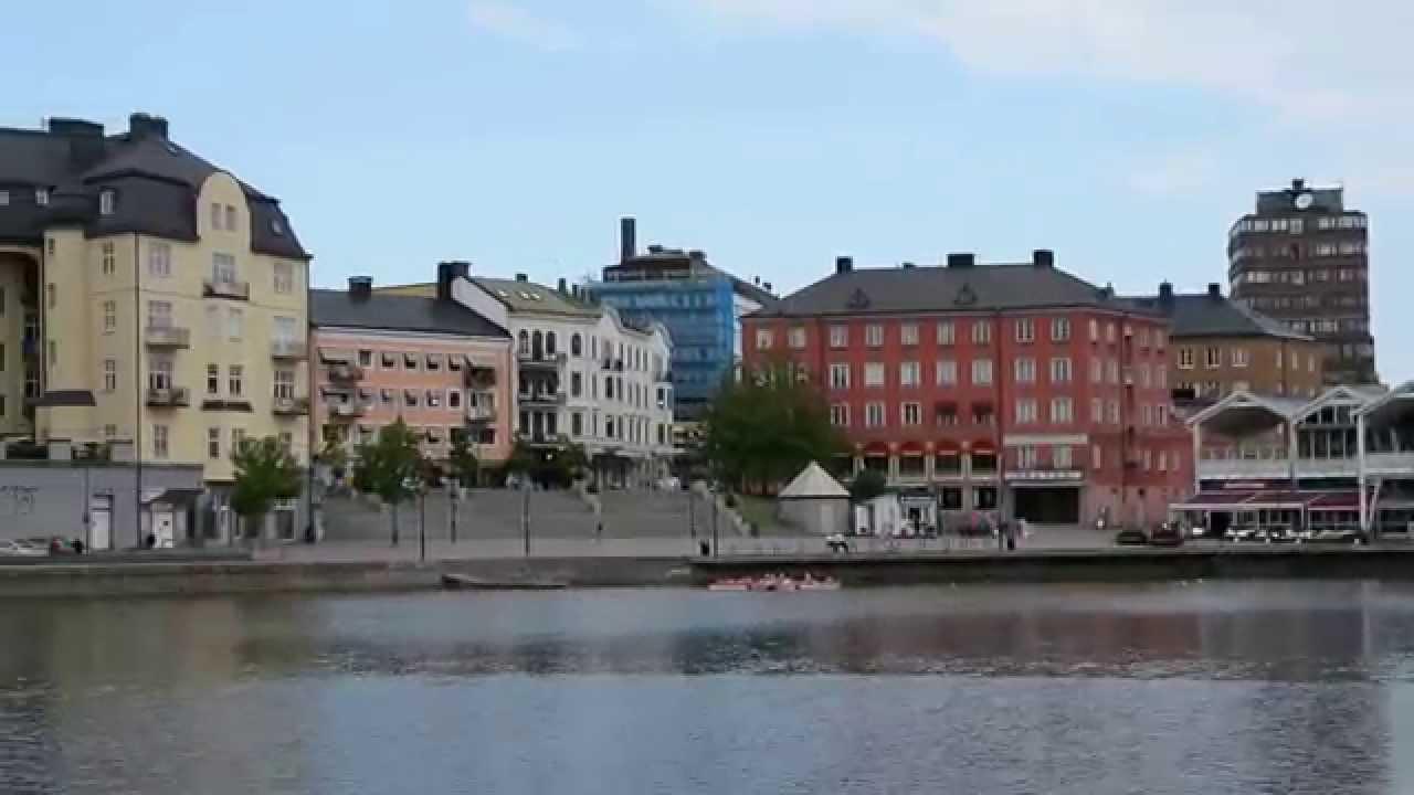 Södertälje, Sweden - YouTube